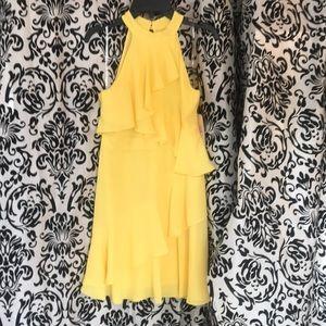 GB Girls Yellow Dress